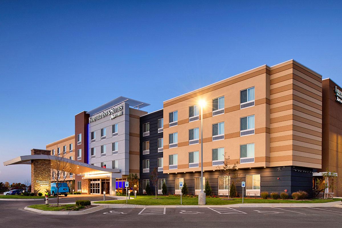 Fairfield Inn & Suites by Marriott Wichita East