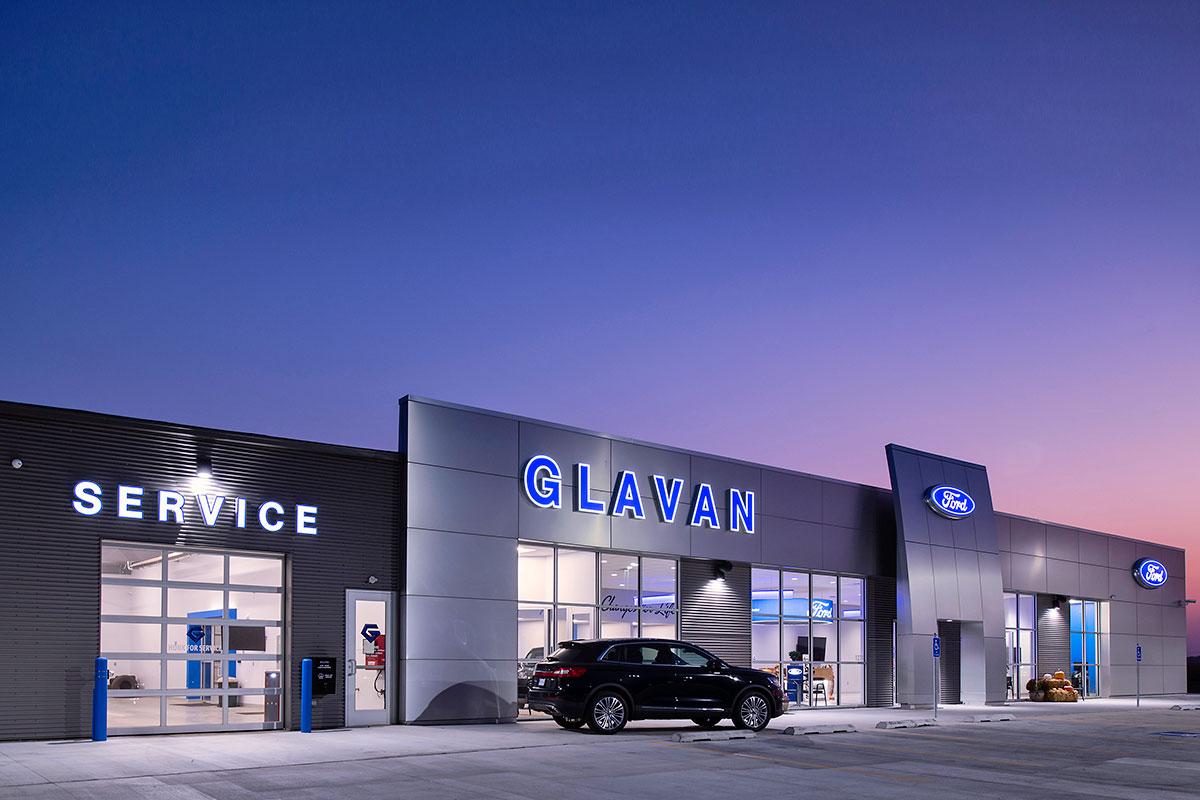 Glavan Ford of Clay Center
