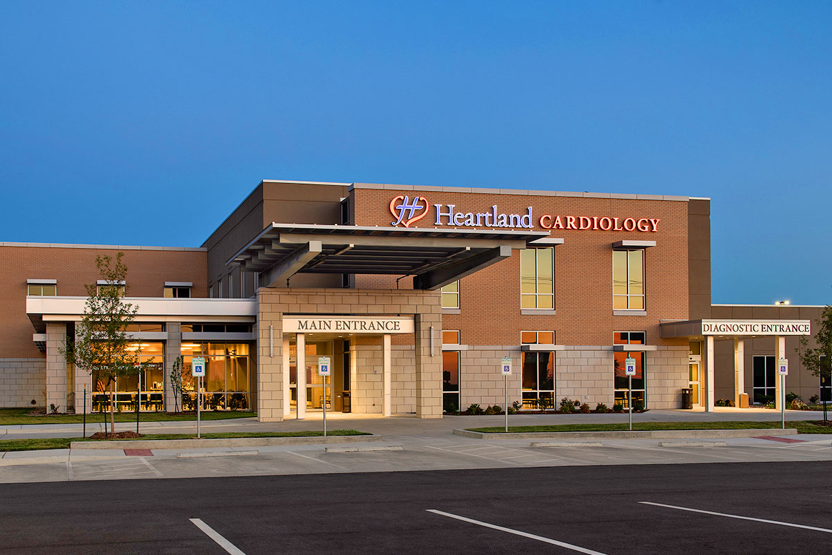 Heartland Cardiology Medical Office Building
