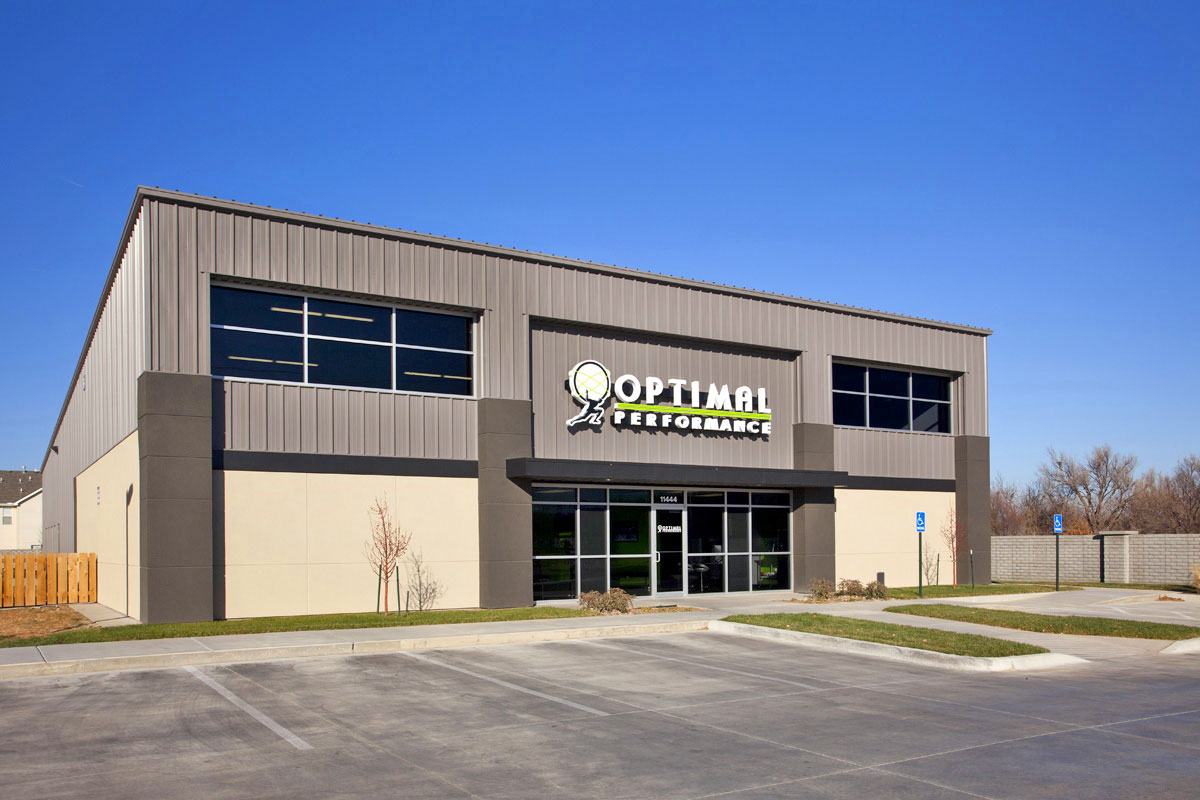 Optimal Performance Fitness Facility