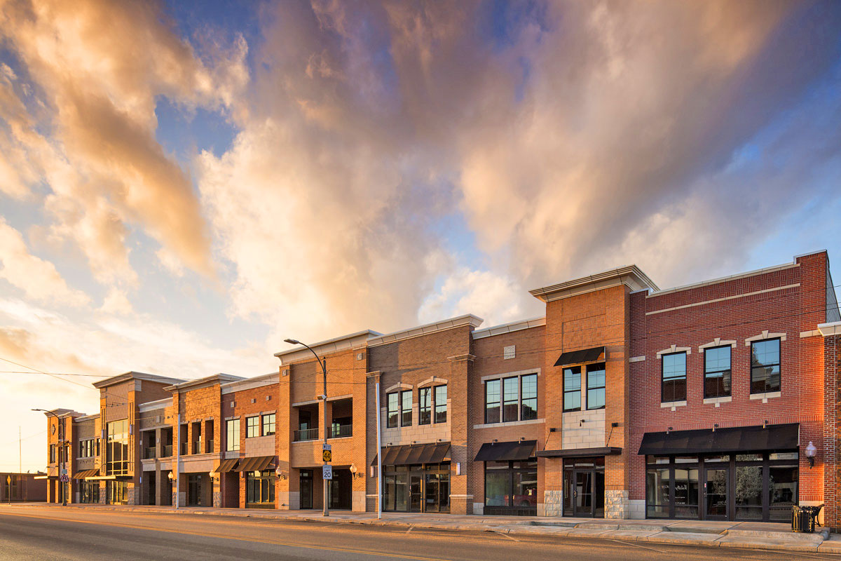 Anthony Downtown Revitalization