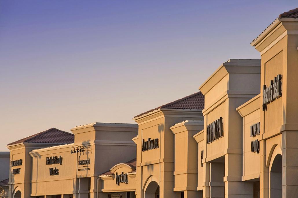 Bradley Fair Shopping Center