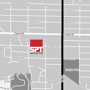 SPT Clay Center, KS Map