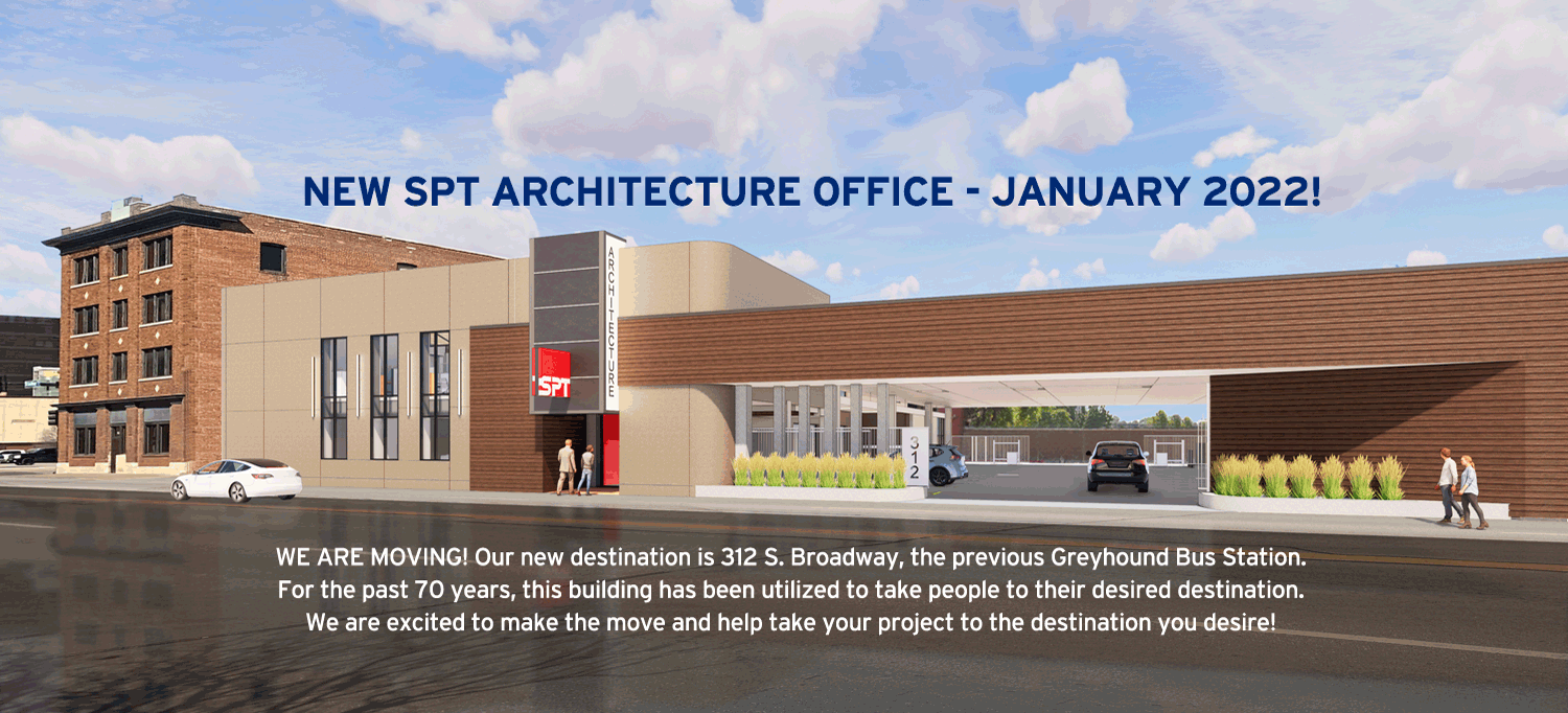 New SPT Architecture Office - January 2022!