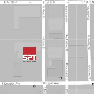 SPT Wichita, KS Map