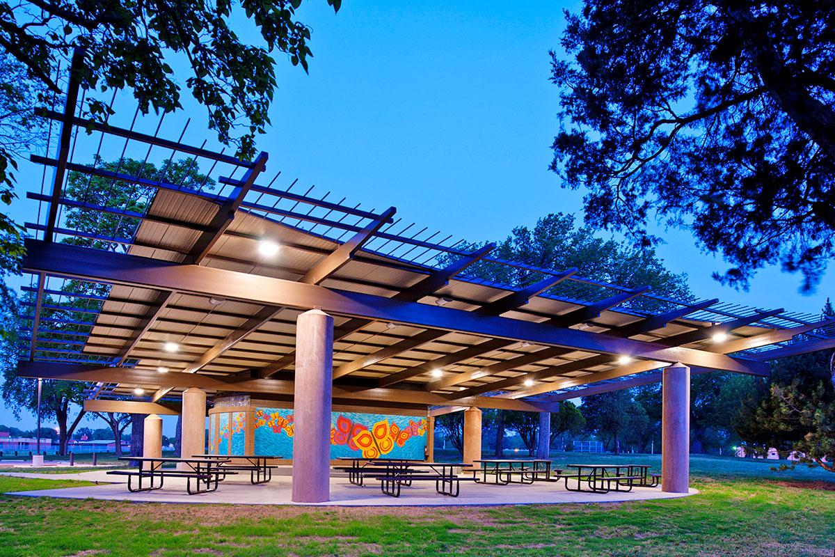 City of Wichita - West Douglas Park Shelter